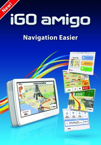 iGO Amigo GPS программа