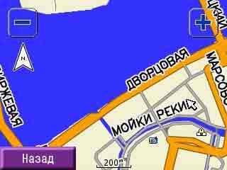 Дороги России с маршрутизацией 3.04