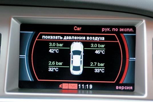 тюнинг навигации Audi